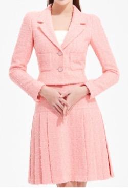 avouavou  Tweed Short Jacket