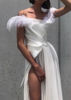 ALON LIVNE WHITE  Lillia Wedding Gown
