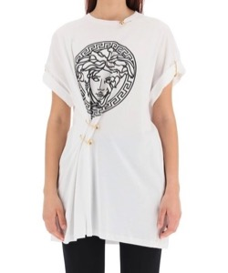 VERSACE(ヴェルサーチ) Medusa Safety Pin T-Shirt
