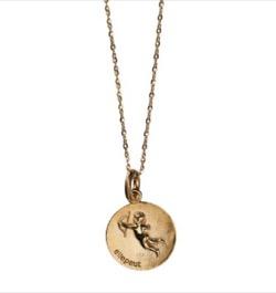 ELLEPEUT  Cupid Link Necklace