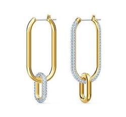 SWAROVSKI (スワロフスキー)Time Hoop Earrings