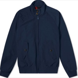 BARACUTA(バラクータ) G-9 Cotton Blend Harrington Jacket