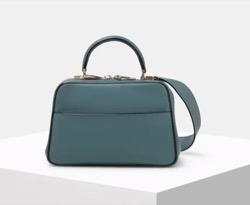 Valextra(ヴァレクストラ)Serie S Glossy Medium Bag