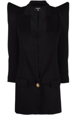 【J-HOPE】BTS「BUTTER(バター)」 MVファッション肩が尖った黒いジャケット