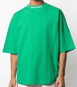 【スガ】BTS「BUTTER(バター)」 MVファッショングリーンのTシャツ