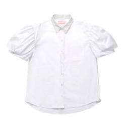 【スガ】BTS「BUTTER(バター)」 MVファッション白い半袖ブラウス