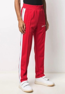 【ジミン】BTS「BUTTER(バター)」 MVファッション赤いジャージのパンツ