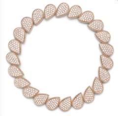 【結婚作詞 離婚作曲2・イントロ】パク・チュミ(サ・ピヨン)衣装(ネックレス・ピアス)のブランド♪ダイヤモンドのネックレス
