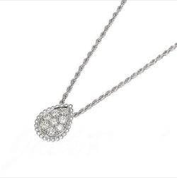【結婚作詞 離婚作曲2・イントロ】パク・チュミ(サ・ピヨン)衣装(ネックレス・ピアス)のブランド♪ダイヤモンドネックレス
