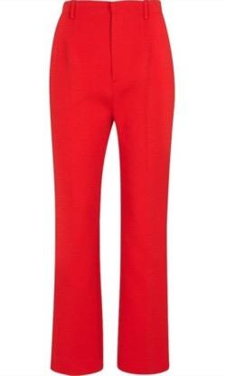 Mine マイン・イボヨン衣装赤いパンツ