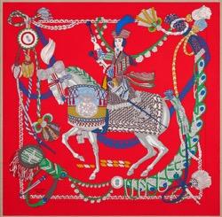【TWICE・Chaeyoung(チェヨン)】Alcohol-FreeのMV衣装(トップス・スカート・スカーフ)赤いスカーフ