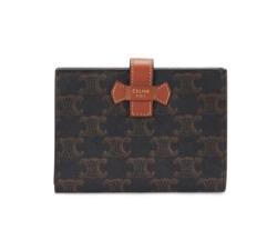 わかっていても ハンソヒ(ユ・ナビ) 衣装ブラウンの2つ折り財布