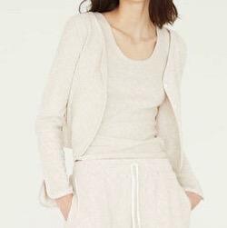 【わかっていても 第3話】 ハン・ソヒ(ユ・ナビ)さん衣装(ジャケット)白いカーディガンセットアップ