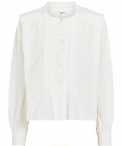 わかっていても ハンソヒ(ユ・ナビ) 衣装白いブラウス